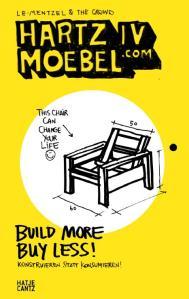 Form und Stil eines IKEA-Katalogs: Hatz IV Moebel.com