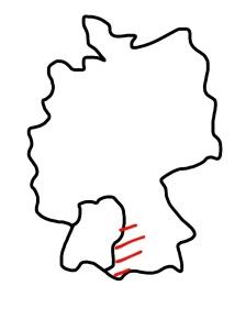 Schwaben der Bayern
